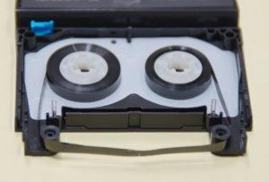 DATオーディオテープ修理後